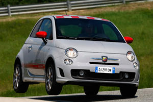 Californication: 2012 Fiat 500 Abarth Travels To LA Auto Show