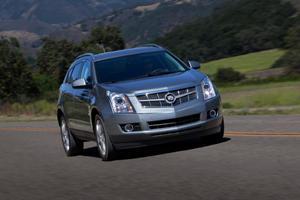 Cadillac Updates 2012 SRX With New V6 Engine