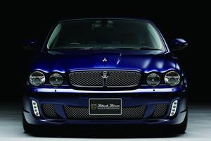 Wald International Presents Jaguar XJ X350 Black Bison Edition