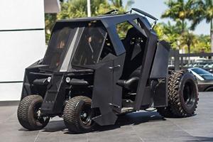 Why Has $50K Batman Tumbler Golf Kart Tripled in Price in Five Months?