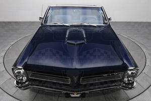 Restomod 1965 Pontiac GTO Convertible is a Little Bit Special