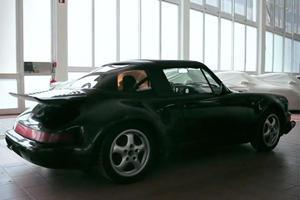 Porsche Once Built a Mid-Engine 911-Bodied Concept