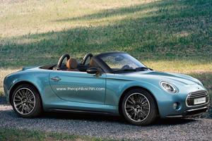 Mini is Semi-Serious About a Superleggera Production Roadster