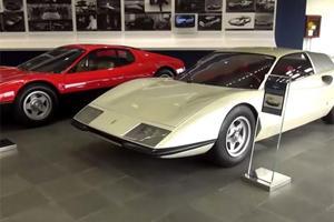 Take a Tour of the Pininfarina Showroom