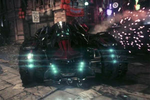 Be The Dark Knight in this Insane Batmobile