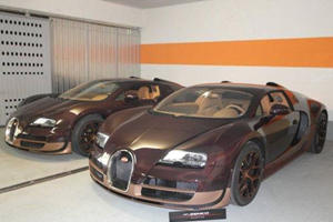 Two Bugatti Rembrandts Available at the Same Dealership