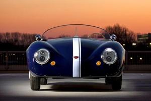 350-KG Carice Mk1 is a Porsche Wannabe EV with 50 HP
