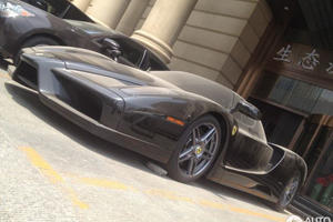Why Was This Ferrari Enzo Abandoned in China?