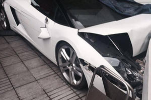 Update Video: Valet Parker Destroys Lamborghini Gallardo Spyder