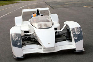 New 700-HP Caparo T1 in the Works