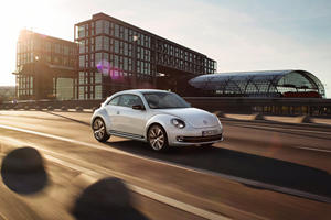 First Look: 2012 Volkswagen Beetle