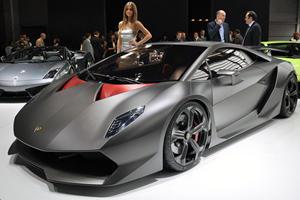 Rumor: Lambo Sesto Elemento Production Car to Debut in Germany?