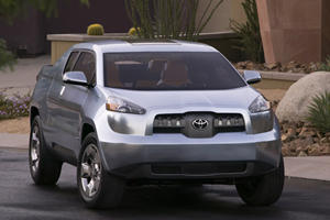 Report: Scion Pickup Coming in 2014