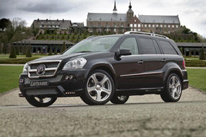 Carlsson Takes On The Mercedes-Benz GL Grand Edition