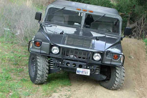 Unique of the Week: 1987 AMG HMMWV