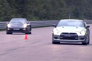 Video: Switzer 911 R750 vs. Switzer GT-R R850