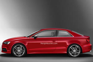 Audi S3 Coupe Could Easily Challenge the M235i