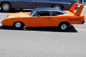 Check Out the 1/2 Scale 1970 Plymouth Superbird