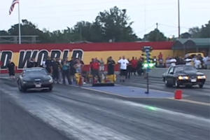 Twin-Turbo Mustangs Clock 6.66-Sec Quarter-Mile in Drag Race From Hell