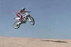 Dirt Bike Vs. ATV Fail Contest