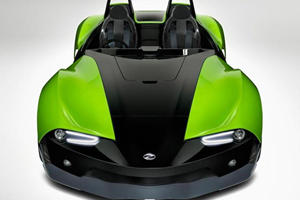 Zenos E10 S is a 250 HP Track Toy