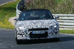 First Look: Audi TT Roadster Laps the Ring