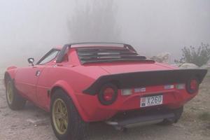 Go for a Mountain Spin in a Rare Lancia Stratos HF