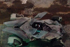 Check Out the Latest Pics of the New Batmobile