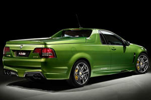 Say Hello to the HSV GTS Maloo: Fastest Truck Ever Built