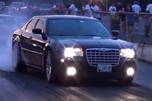 Procharged 300 SRT-8 Is One Quick Grocery-Getter