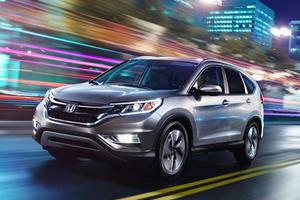Honda CR-V Facelift Revealed Ahead of Paris; Starts From $23,320