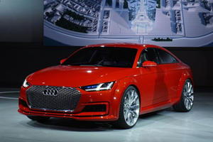 Audi's TT Sportback Concept is Exactly What's Needed