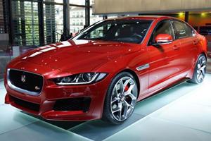 Jaguar XE Enjoys Triumphant Paris Debut