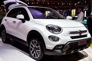 This is the 2015 Fiat 500X