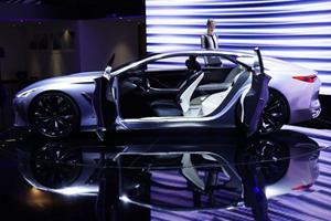 Infiniti Q80 Concept Will Enter Production