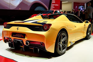 The Ferrari 458 Speciale A Is Gorgeous Personified