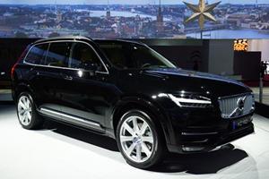 Volvo Rolls Out Second-Gen XC90 In Paris