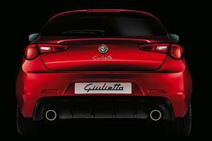Alfa Romeo Giulietta Sprint is a 170-Hp Anniversary Special