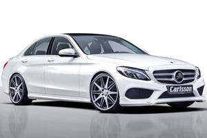 Carlsson Tackles the Mercedes C-Class AMG Sport