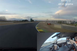 Spanish Owner Proves BMW i3 Can Track