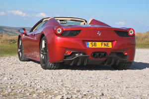 Ferrari 458 Spider is Dino's Greatest Legacy