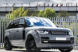 Range Rover Autobiography LWB Bejeweled by Kahn