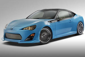 FR-S Targa is Pick of Scion Concepts Bound for SEMA