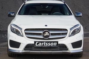 Carlsson Gives Mercedes GLA a Big Pair of Balls