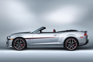 Camaro Commemorative Edition Unveiled as Fifth Generation Sendoff