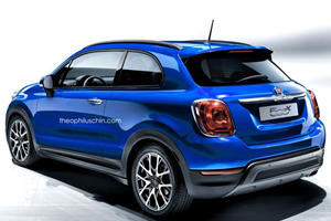 Is a Fiat 500X Coupe at All Necessary?