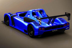 Radical's New SR8 RSX Flagship Has 440-HP