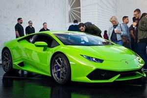 Famous Autosport Teases Lamborghini Huracan Ahead of SEMA