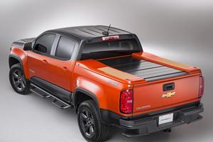 Chevrolet Unveils Colorado Nautique Concept...and it's Orange