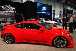 Hyundai Unveils Five Beastly Concepts at SEMA